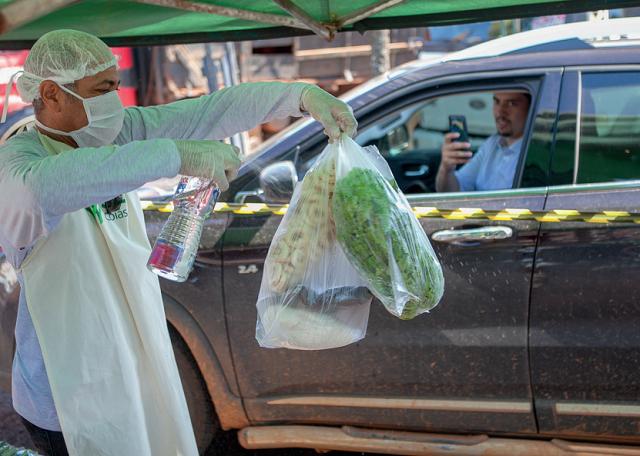 Ministério da Agricultura cria manual para realizar feiras livres durante tempo de quarentena