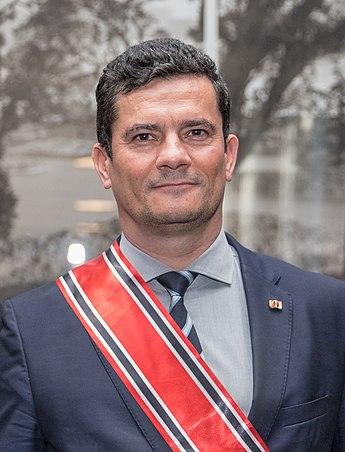 SÉRGIO MORO DUROU 16 MESES NO CARGO DE MINISTRO
