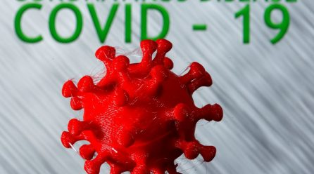 Amesc tem 471 casos de coronavirus confirmados