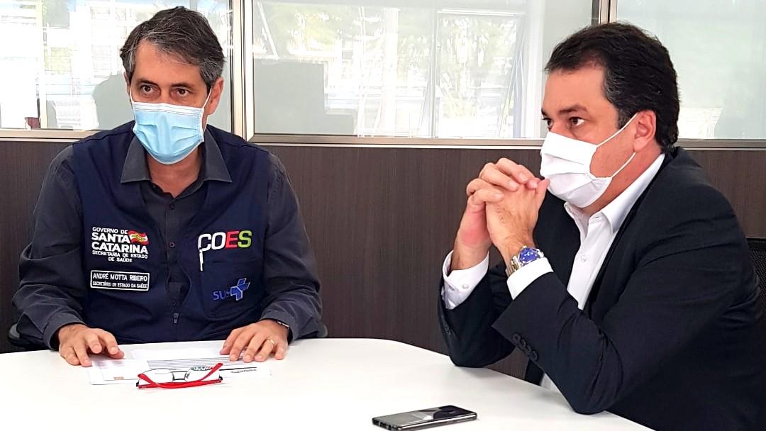 Minotto demonstra preocupação com dificuldade na habilitação de leitos de UTI junto ao Governo Federal