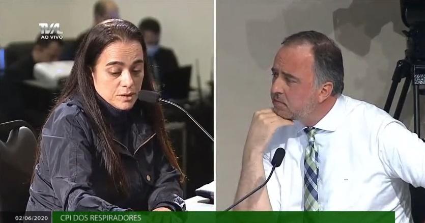 CPI DOS RESPIRADORES: IMAS INTERMEDIOU COMPRA DA EDERA NO GOVERNO DO ESTADO