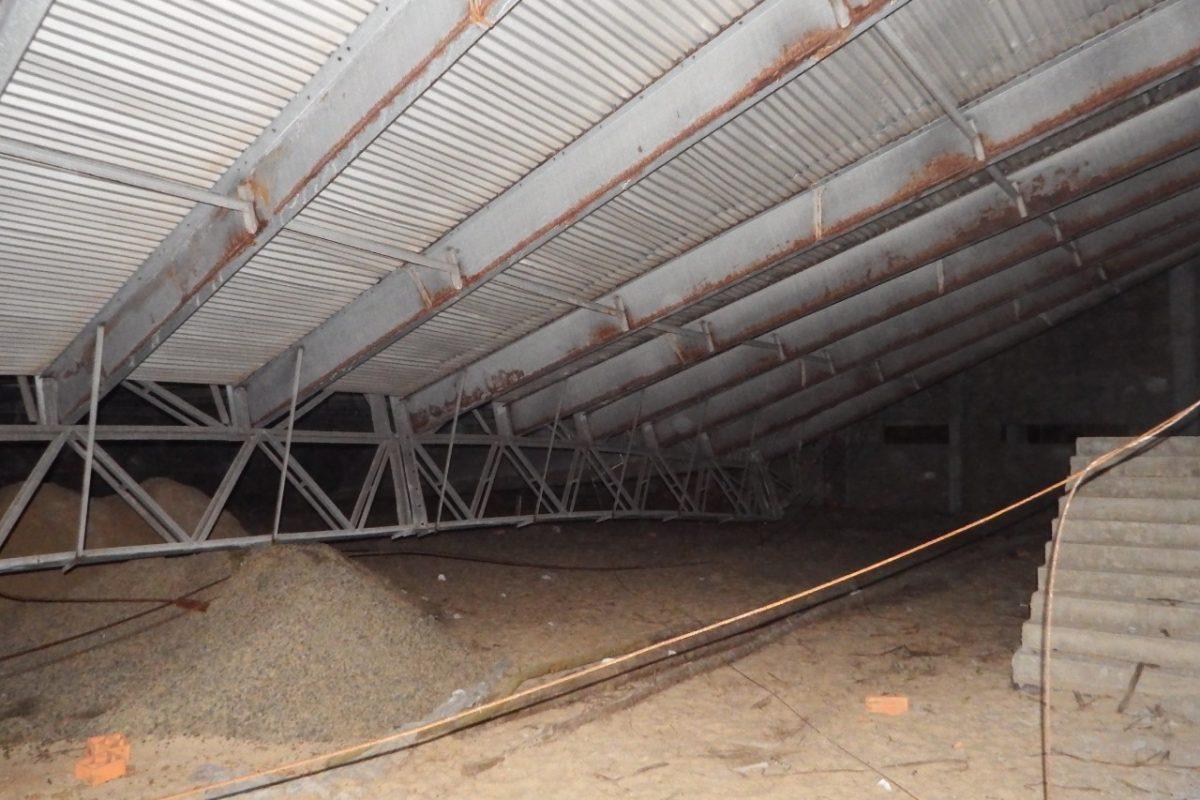 Prefeitura protocola Ação por danos materiais por causa de ginásio