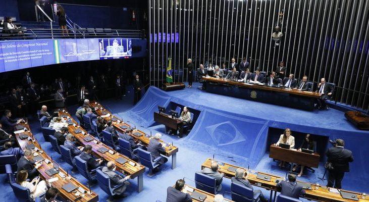 Presidente do Senado define para a próxima terça a votação de PEC para adiar eleições