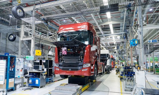 Indústria nacional deve crescer 4,78% em 2021, projeta BC