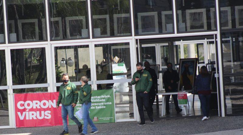 Governo emite nota sobre operação do Gaeco
