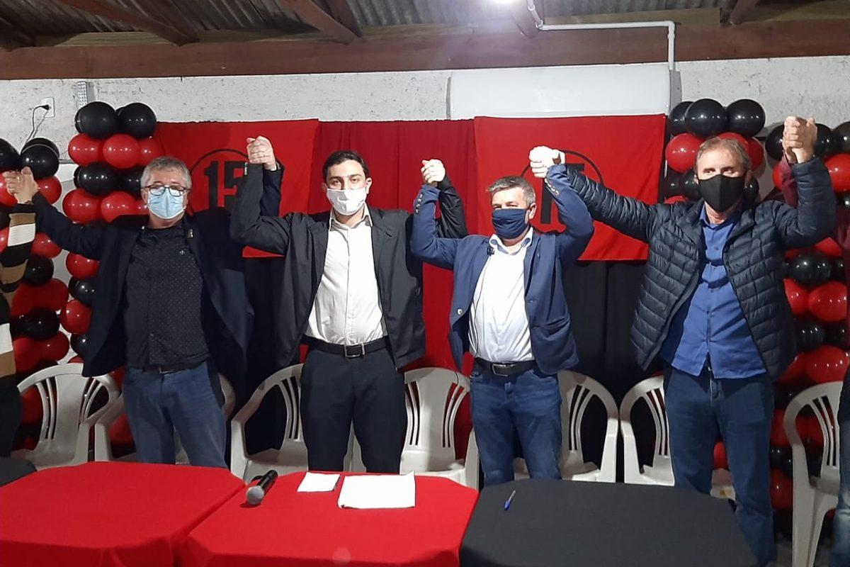 MDB de Turvo vai de Pisca e Heriberto nestas eleições
