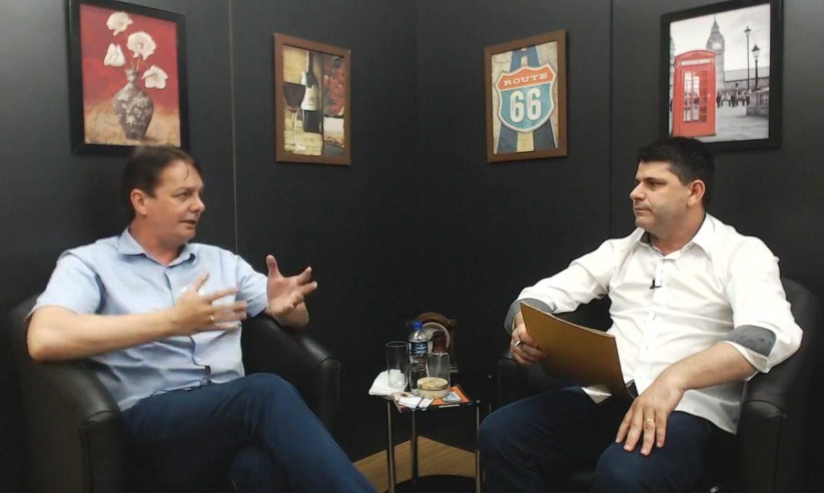 """Daniel Viriato fala à Post TV no """"Nós Informamos, Você Elege"""""""