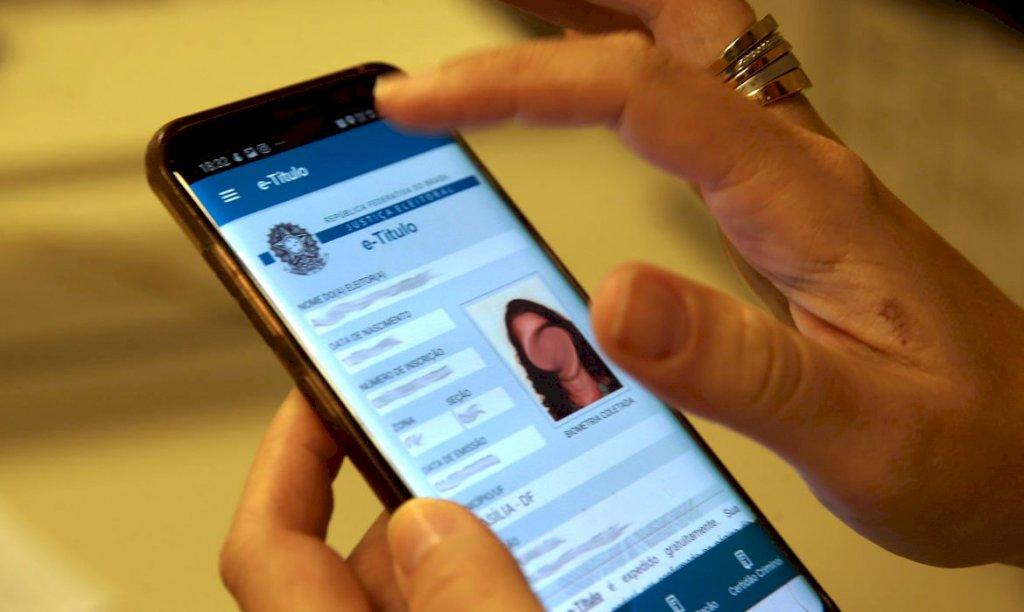 Eleitores podem justificar falta através de app