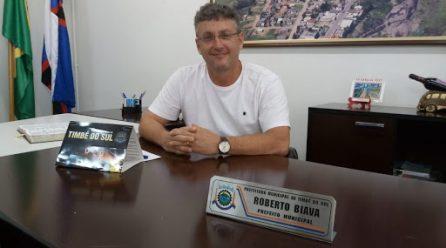 Timbé do Sul: Biava fala em mudança de foco no governo