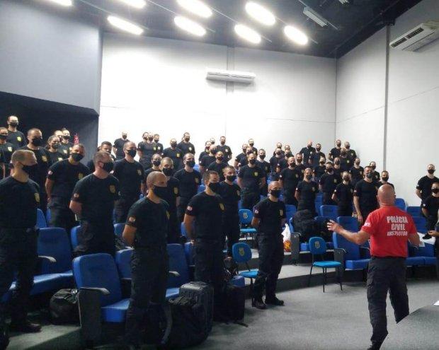 Polícia Civil dá início a curso de formação de novos agentes