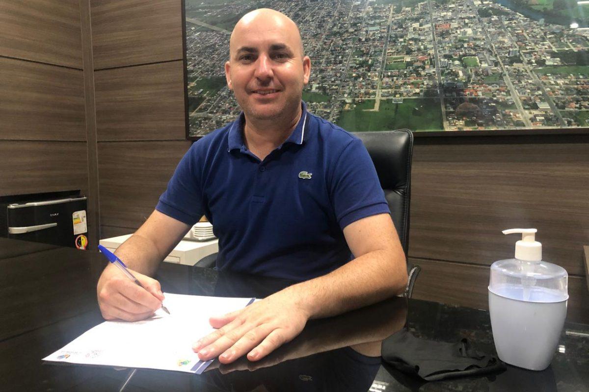 Sob a presidência de Diego Pires, inicia o novo ano legislativo na Câmara de Araranguá