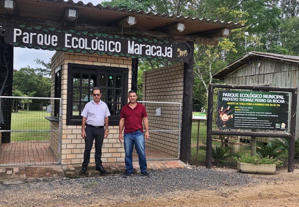 Parque Ecológico de Maracajá reabre ao público nesta quinta