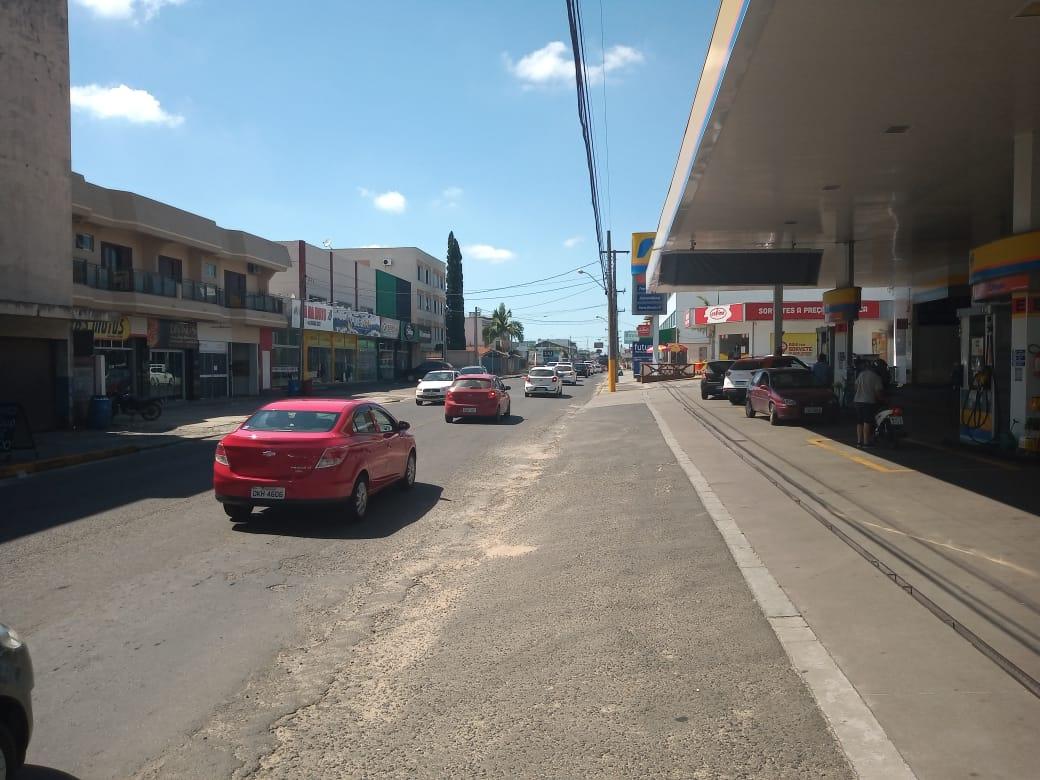 Araranguá: movimentos sociais na rua para protestar contra o Governo Bolsonaro