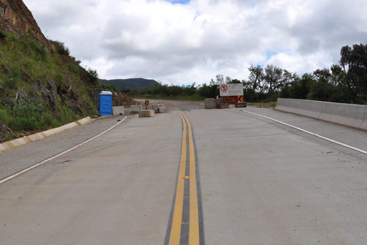 DNIT amplia horários de liberação da Serra da Rocinha