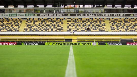 Em busca de novo treinador, Criciúma analisa três opções