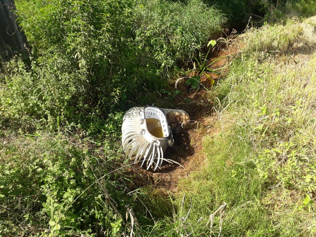 Cersul tem prejuízo com transformadores danificados para roubo de cobre
